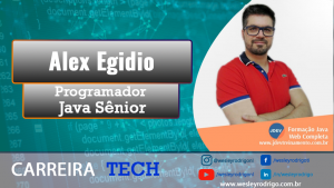 Thumb - Carreira Tech - Alex Egidio - Java Senior
